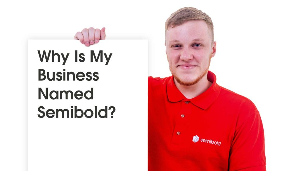 Why Is My Business Named Semibold? 14