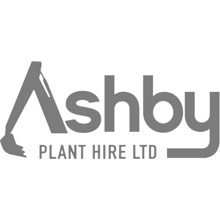 Ashby Plant Hire Logo